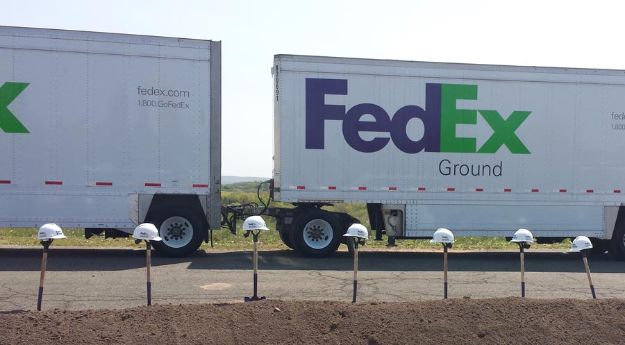 FedEx Breaks Ground In Middletown, 400 Jobs Expected  Fedex Jobs