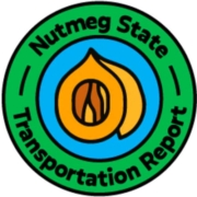 Logo - Nutmeg State Transportation Report Podcast